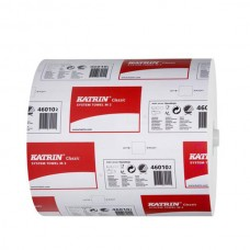 Handdoekrol Katrin voor dispenser, 6 x 680 vel