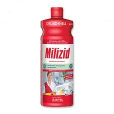 Dr. Schnell Milizid Classic 1 liter, sanitairreiniger en ontkalker