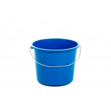 Bouwemmer blauw 12 liter